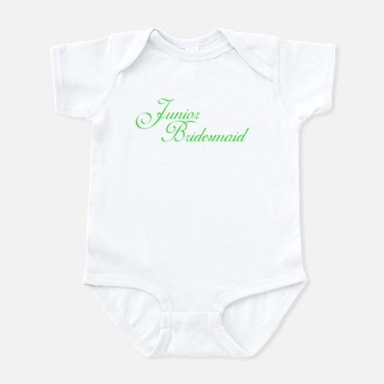 Jr. Bridesmaid's Infant Creeper
