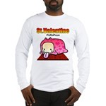 Valentine PeRoPuuu Long Sleeve T-Shirt