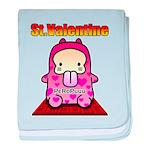Valentine PeRoPuuu 2 baby blanket