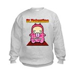 Valentine PeRoPuuu 2 Kids Sweatshirt