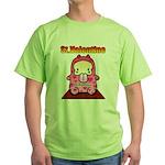 Valentine PeRoPuuu 2 Green T-Shirt