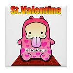 Valentine PeRoPuuu 2 Tile Coaster