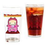 Valentine PeRoPuuu 2 Drinking Glass
