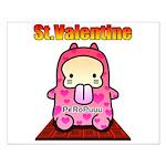 Valentine PeRoPuuu 2 Small Poster