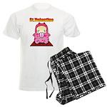 Valentine PeRoPuuu 2 Men's Light Pajamas