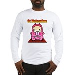 Valentine PeRoPuuu 2 Long Sleeve T-Shirt