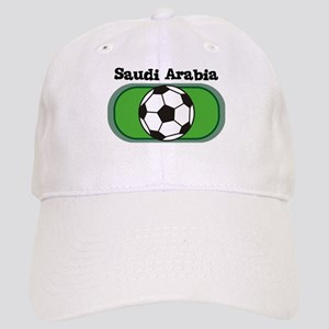 Saudi Arabia Soccer Field Cap