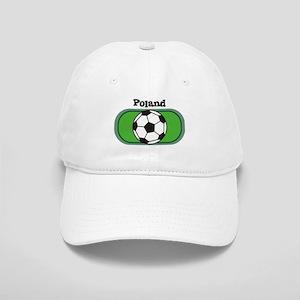 Poland Soccer Field Cap