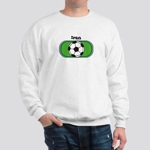 Iran Soccer Field Sweatshirt