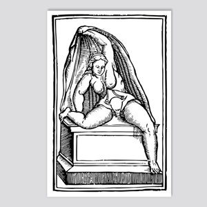 Fertility Goddess Postcards (Package of 8)