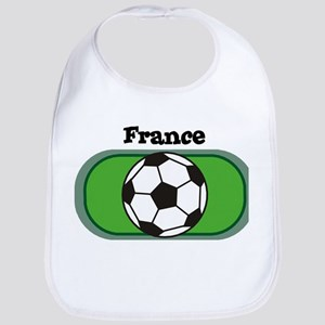 France Soccer Field Bib