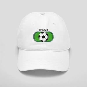 France Soccer Field Cap