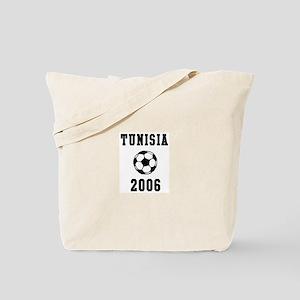 Tunisia Soccer 2006 Tote Bag