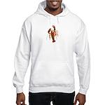 Lobster Hooded Sweatshirt