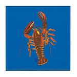 Lobster Tile Coaster