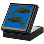 Whale Keepsake Box