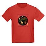 Respect All Life Kids Dark T-Shirt
