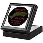 Respect Life Keepsake Box