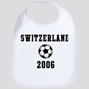 Switzerland Soccer 2006 Bib