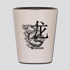 Year Of The Dragon Shot Glass
