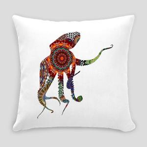 BOHEMIAN PULSE Everyday Pillow