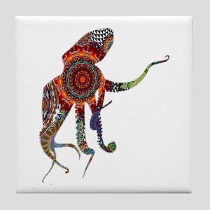 BOHEMIAN PULSE Tile Coaster