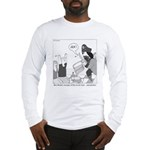 Bee Beard Long Sleeve T-Shirt