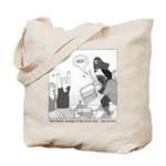 Bee Beard Tote Bag