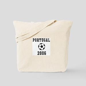 Portugal Soccer 2006 Tote Bag