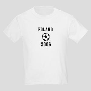 Poland Soccer 2006 Kids T-Shirt