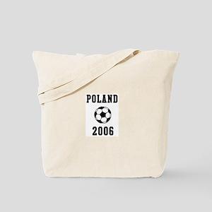 Poland Soccer 2006 Tote Bag