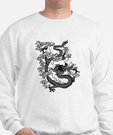 Chinese Dragon Sweatshirt