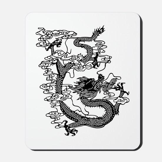 Chinese Dragon Mousepad