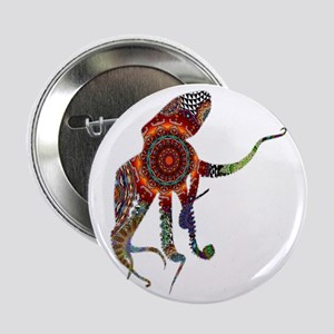 "BOHEMIAN PULSE 2.25"" Button (10 pack)"