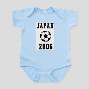 Japan Soccer 2006 Infant Creeper