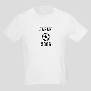 Japan Soccer 2006 Kids T-Shirt