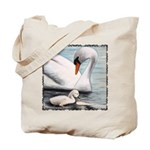 Someone Watching Over You Tote Bag
