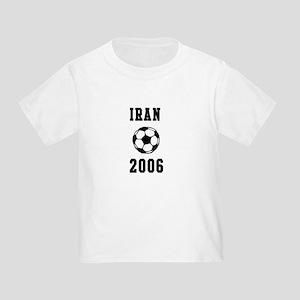 Iran Soccer 2006 Toddler T-Shirt