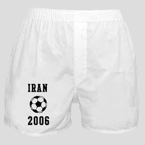 Iran Soccer 2006 Boxer Shorts
