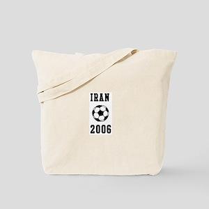 Iran Soccer 2006 Tote Bag