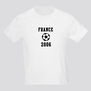 France Soccer 2006 Kids T-Shirt