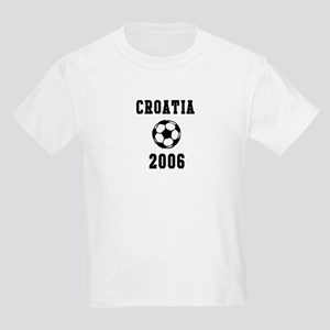 Croatia Soccer 2006 Kids T-Shirt