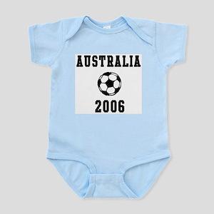 Australia Soccer 2006 Infant Creeper