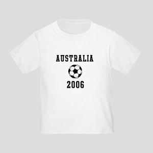 Australia Soccer 2006 Toddler T-Shirt