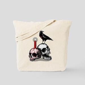 Gothic Light Tote Bag