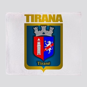Tirana Throw Blanket