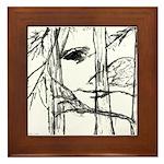 Wood Sprite Framed Tile