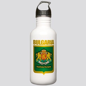 """Bulgarian Gold"" Stainless Water Bottle 1.0L"