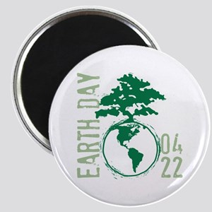 Earth Day 2012 Magnet