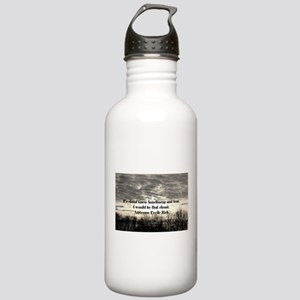 Fear and loneliness Stainless Water Bottle 1.0L